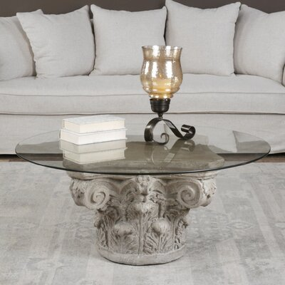 Croteau End Table