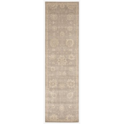Bourgault Ironstone Area Rug Rug Size: Runner 23 x 8