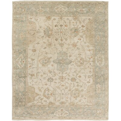 Loire Sea Foam Area Rug Rug Size: Rectangle 8 x 10