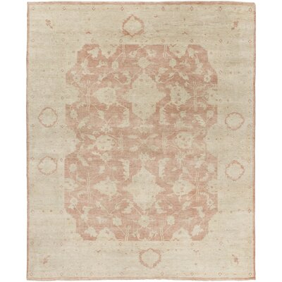 Loire Taupe Area Rug Rug Size: 2 x 3