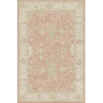 Loire Taupe Area Rug Rug Size: 6 x 9
