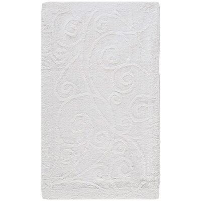 Chablis Bath Rug Size: 1-9 x 2-10