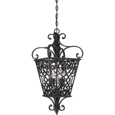 Thionville 4-Light Foyer Pendant
