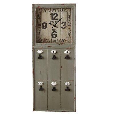 Paris Wall Clock OAWY5343 33270760