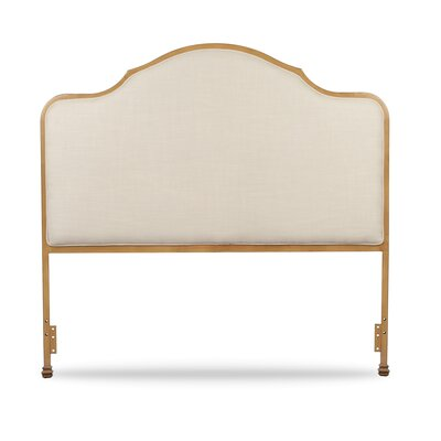 Riviere Upholstered Panel Headboard Size: Queen