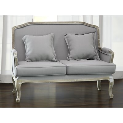 Louis Classic French Loveseat