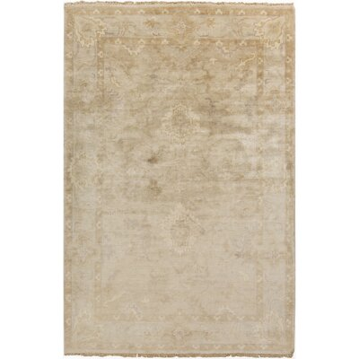 Talence Beige Area Rug Rug Size: Rectangle 56 x 86