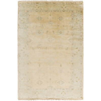 Brie Ivory Area Rug Rug Size: 56 x 86