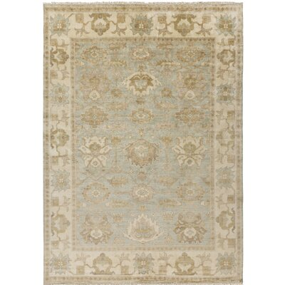 Talence Beige Rug Rug Size: Rectangle 36 x 56