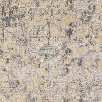 Ottawa Beige Area Rug Rug Size: Rectangle 53 x 73