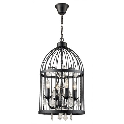 Marguerite 4-Light Foyer Pendant