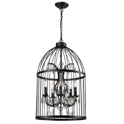Marguerite 5-Light Foyer Pendant