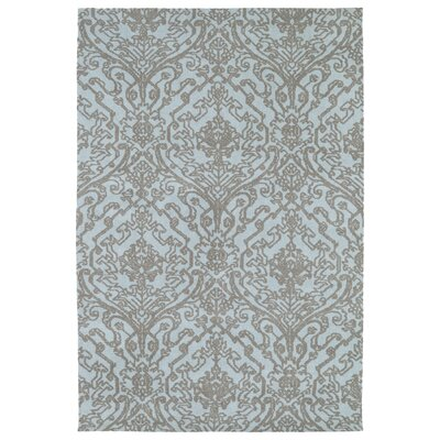 Theroux Blue Area Rug Rug Size: Rectangle 3 x 5