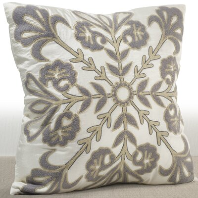 Armillac Silk Throw Pillow