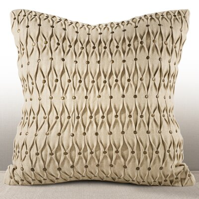 Laroque Chambray Throw Pillow