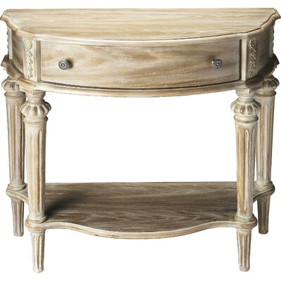 Hawkesbury Console Table Finish: Driftwood