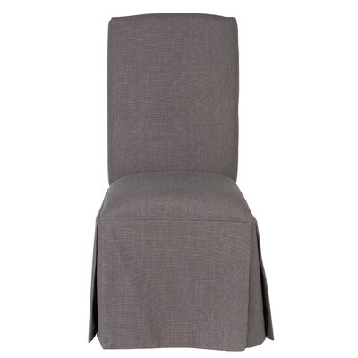 Noble Parsons Chair Upholstery: Dark Olive