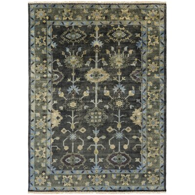 Kangley Area Rug Rug Size: 2 x 3
