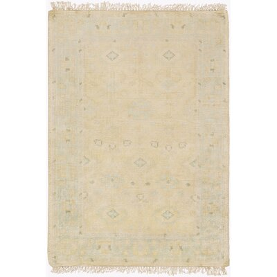 Brie Ivory Area Rug Rug Size: 36 x 56