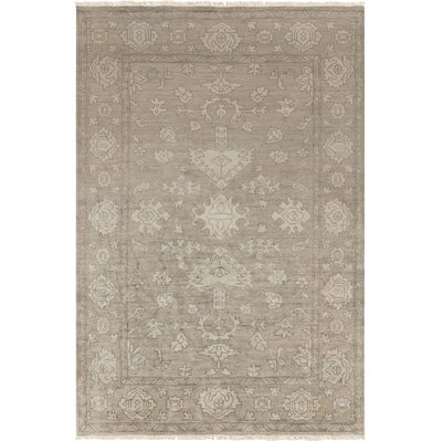 Talence Gray Rug Rug Size: Rectangle 56 x 86