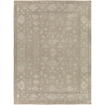 Talence Gray Rug Rug Size: Rectangle 8 x 11