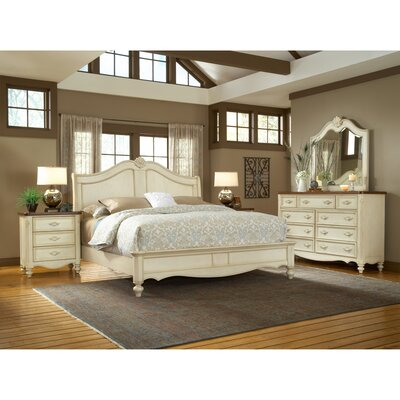 Brecon Panel Customizable Bedroom Set