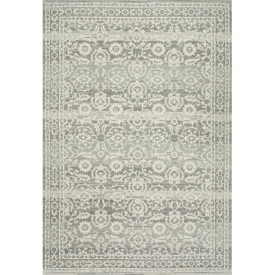 Valois Gray Area Rug Rug Size: Rectangle 4 x 6