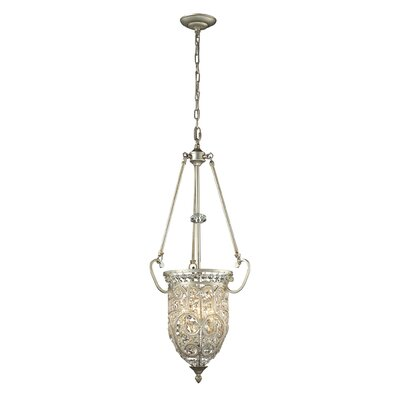 Mirmande 3-Light Foyer Pendant
