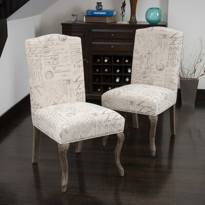 LaSalle Upholstered Parsons Chair