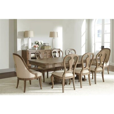 Cora 9 Piece Dining Set