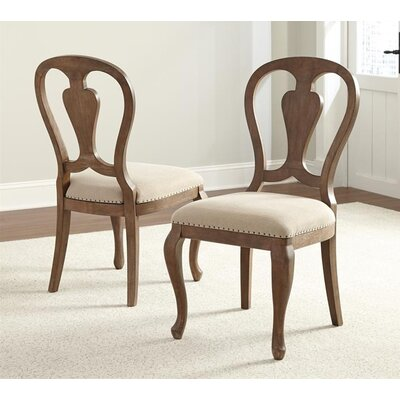 Cora Upholstered Side Chair (Set of 2)
