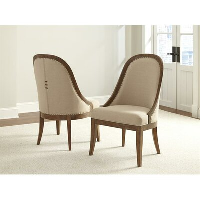 Cora Hostess Upholstered Dining Chair (Set of 2)