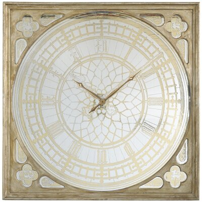 Square Wall Clock OAWY6177 34597262