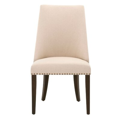 Parfondeval Side Chair Finish: Rustic Java