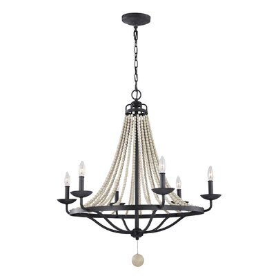 Granger 6-Light Candle-Style Chandelier