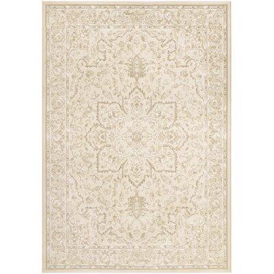 Arabi Area Rug Rug Size: 92 x 129