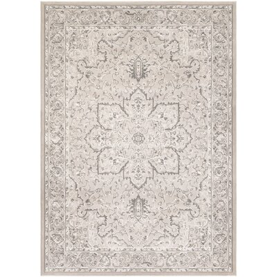 Arabi Pearl Area Rug Rug Size: Rectangle 311 x 55