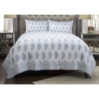 Ormond Quilt Size: Queen