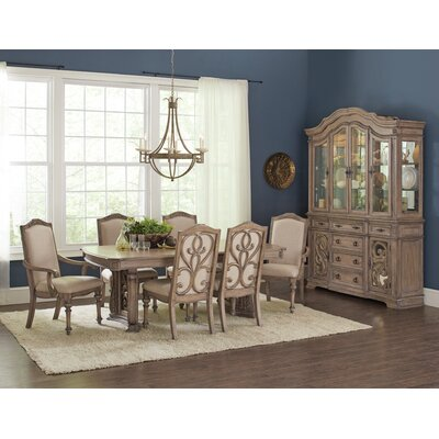 George 7 Piece Dining Table Set
