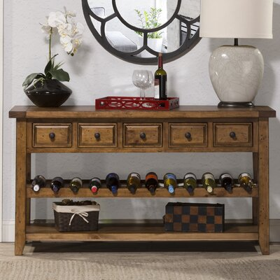 Orner Buffet Table Color: Old World Pine