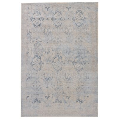 Orrell Gray Mist/Birch Area Rug Rug Size: Rectangle 2 x 3