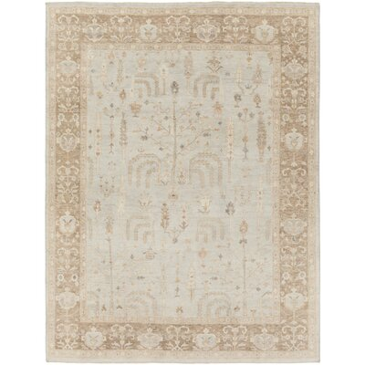 Loire Light Gray Area Rug Rug Size: Rectangle 8 x 10