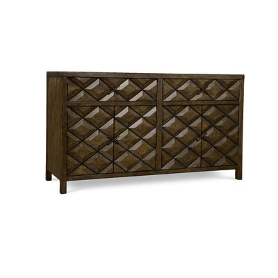 Darcy Sideboard Finish: Hustons Arroyo Stippled Stain