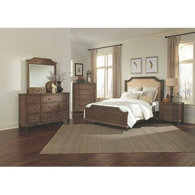 Beula Panel Customizable Bedroom Set