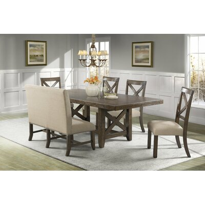 Tess 6 Piece Dining Set