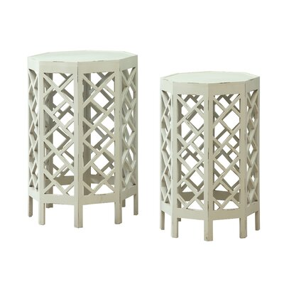 Mayenne 2 Piece Nesting Tables