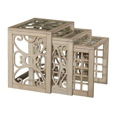Adda 3 Piece Nesting Tables