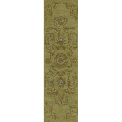 Gauchetiere Pistachio Marrakakesh Area Rug Rug Size: 5 x 8