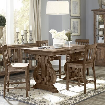 Devereaux Rectangular Counter Height Dining Table