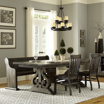 Roswell 4 Piece Dining Set